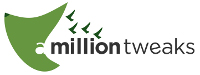 A Million Tweaks logo